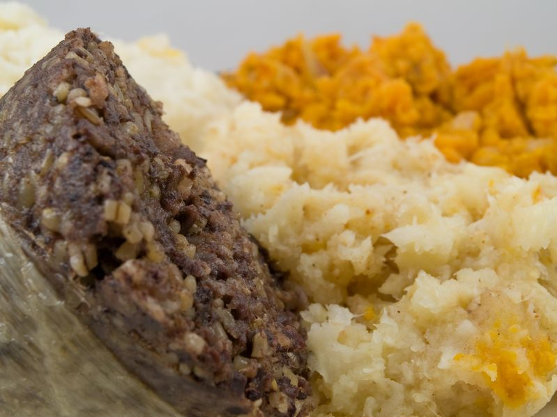 What Do SAP and Haggis Have in Common?