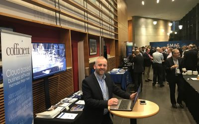 Cofficient Attends the SMAS Scottish Manufacturing Conference