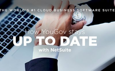How YouGov Stays Up To Date With NetSuite