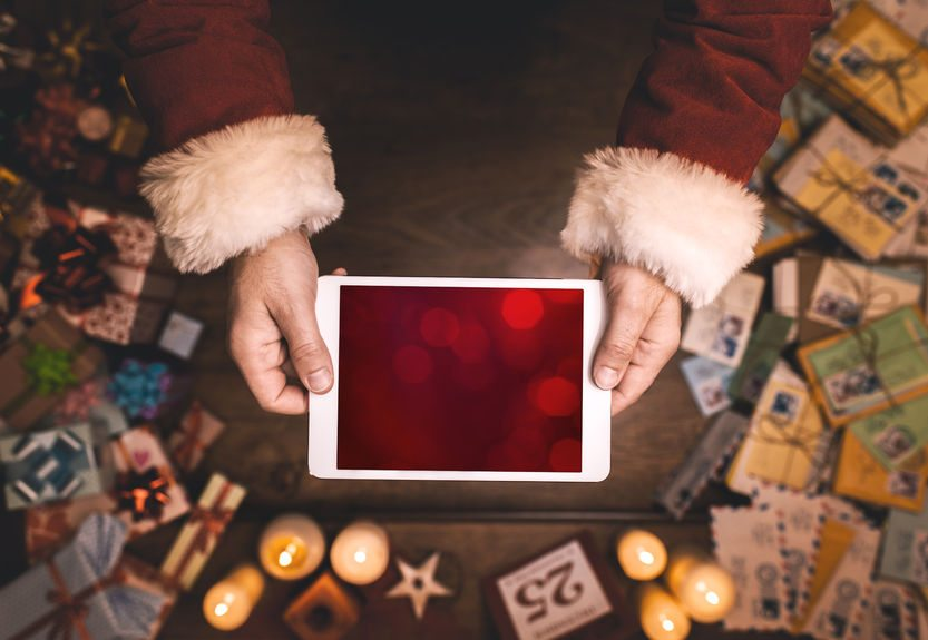 Santa Goes Mobile with NetSuite Advanced Manufacturing and Cofficient Suite Apps