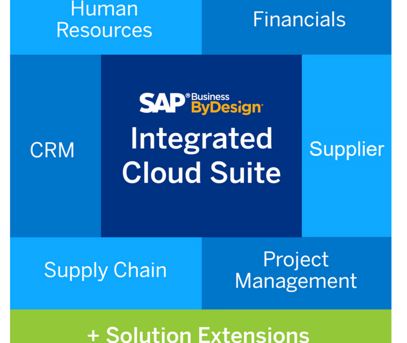 SAP Business ByDesign Overview