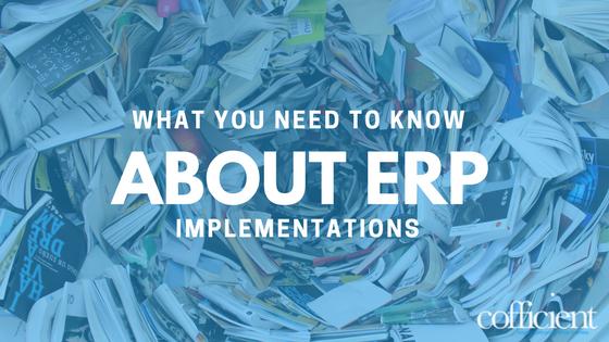 erp implementation success factors