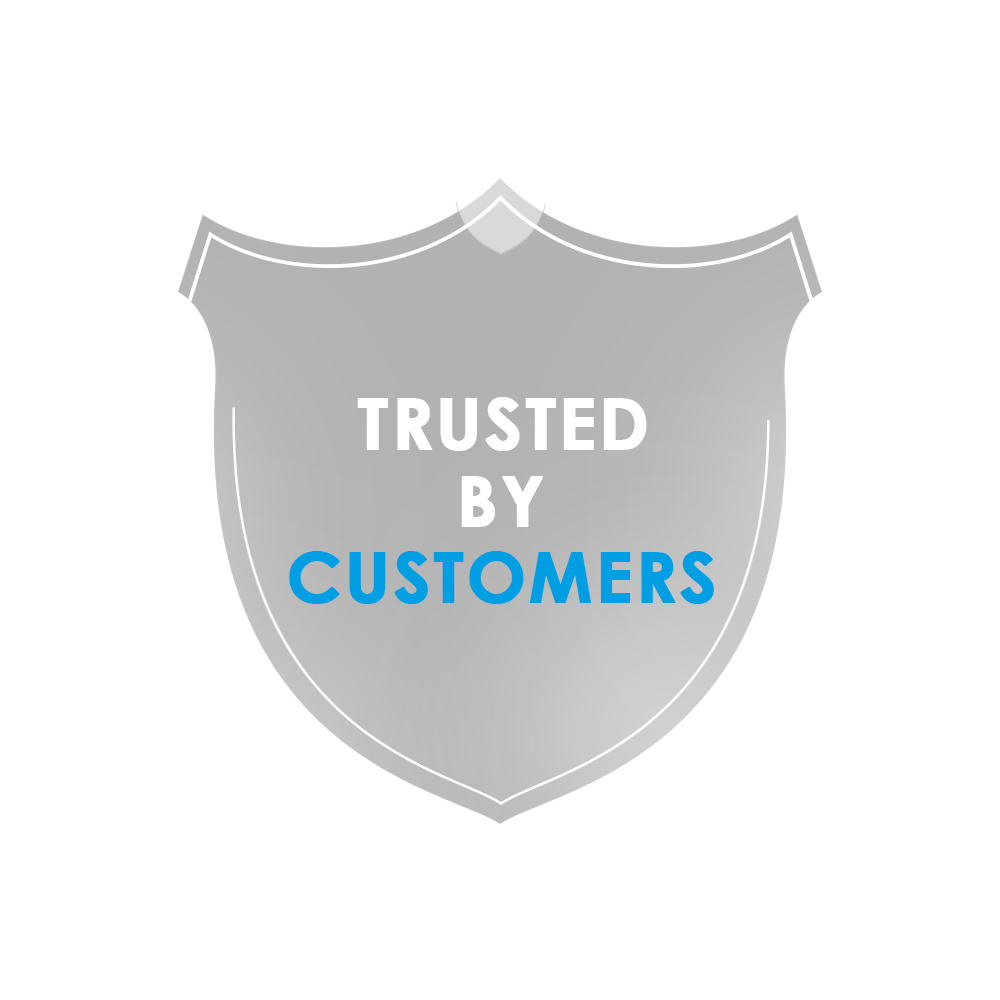 Trusted by Customers, we're No1