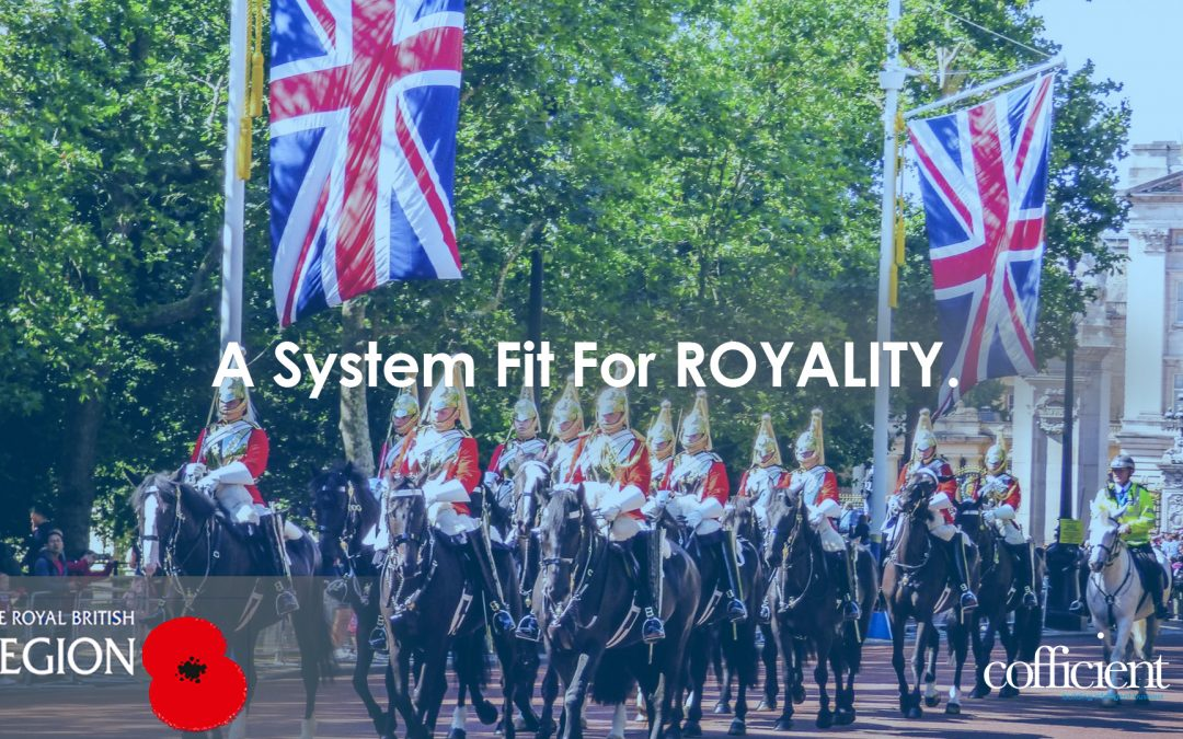 A System Fit For Royalty