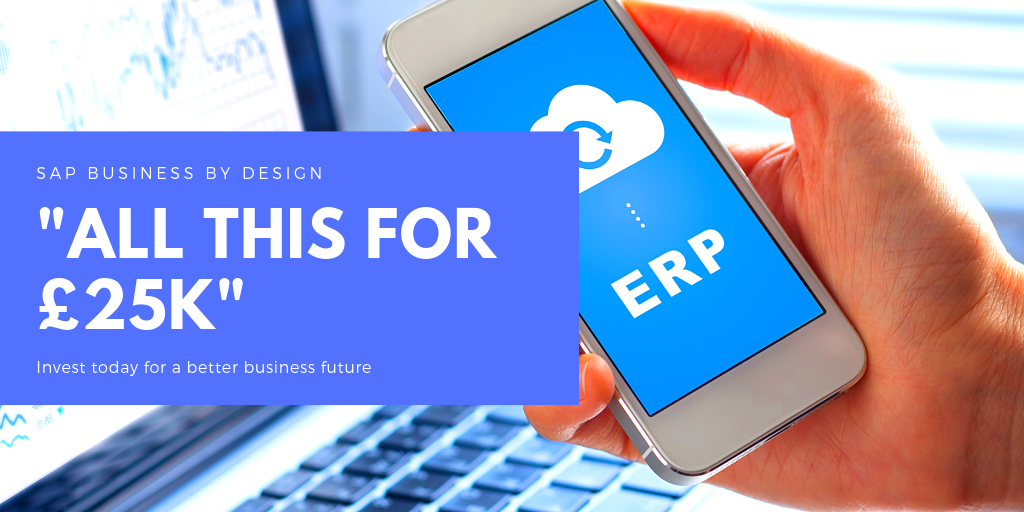 Future Proofing your business: The Advantages of SAP Business ByDesign
