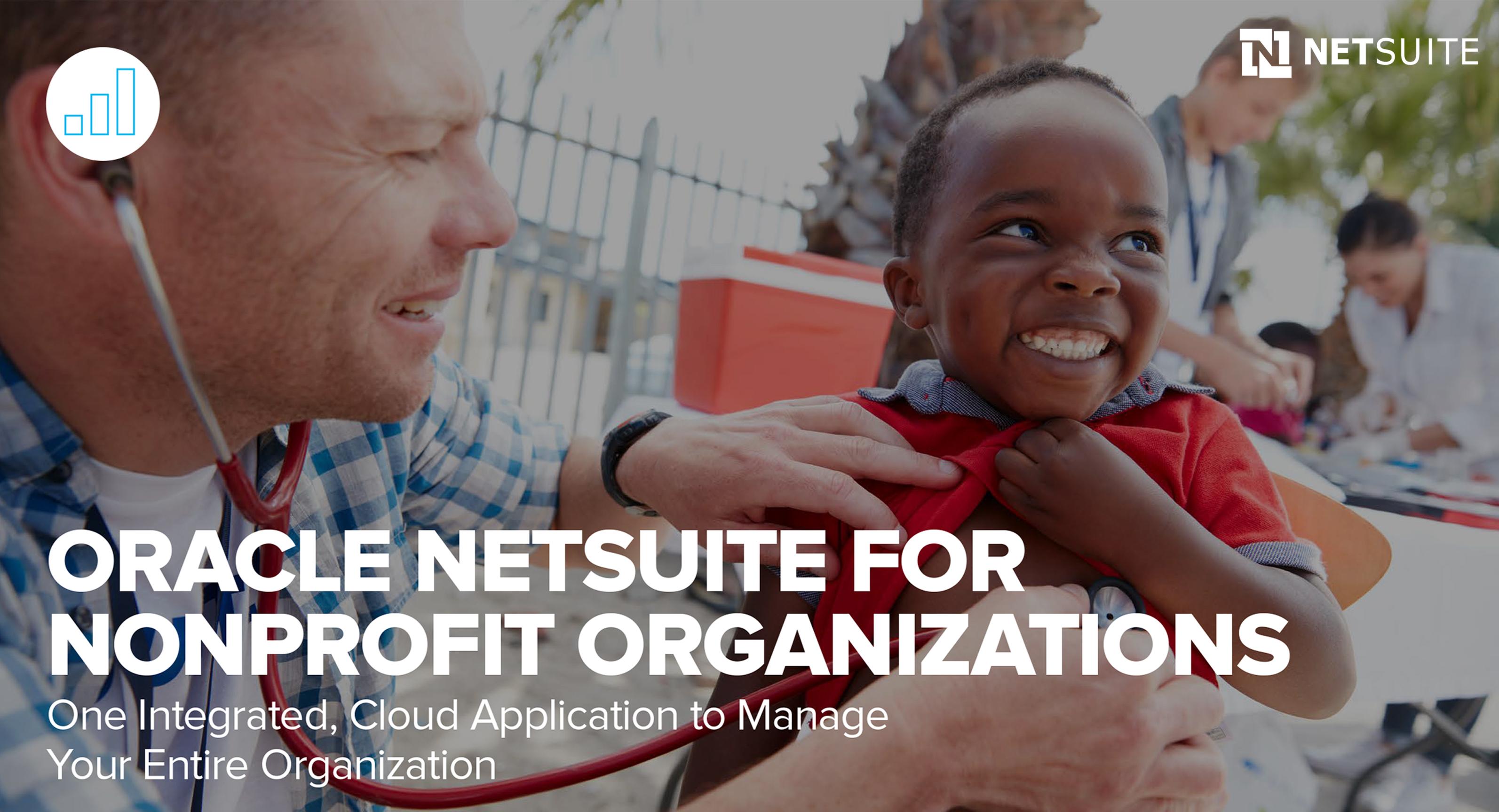 NetSuite Charity