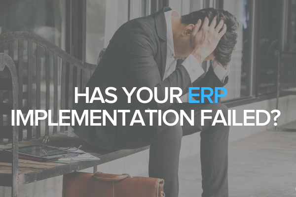 ERP Implementation Fail